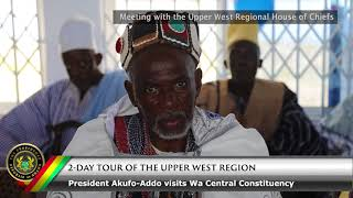 Day 1: 2-Day Tour of the Upper West Region