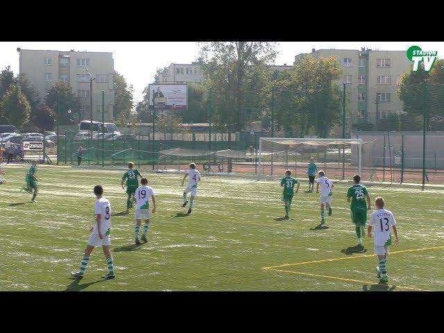 Juniorzy młodsi: Stadion Śląski Chorzów - Victoria Częstochowa