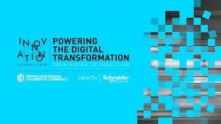 2018 Schneider Electric Innovation Hub Business Forum  - BRISBANE