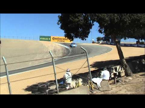 Rolex sports car series-Laguna Seca Mazda Raceway