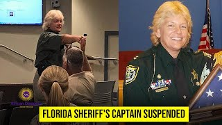 """Capt Penny Phelps Suspended After Being Recorded Saying """"Become A WS Cop"""" To Fellow Office"""