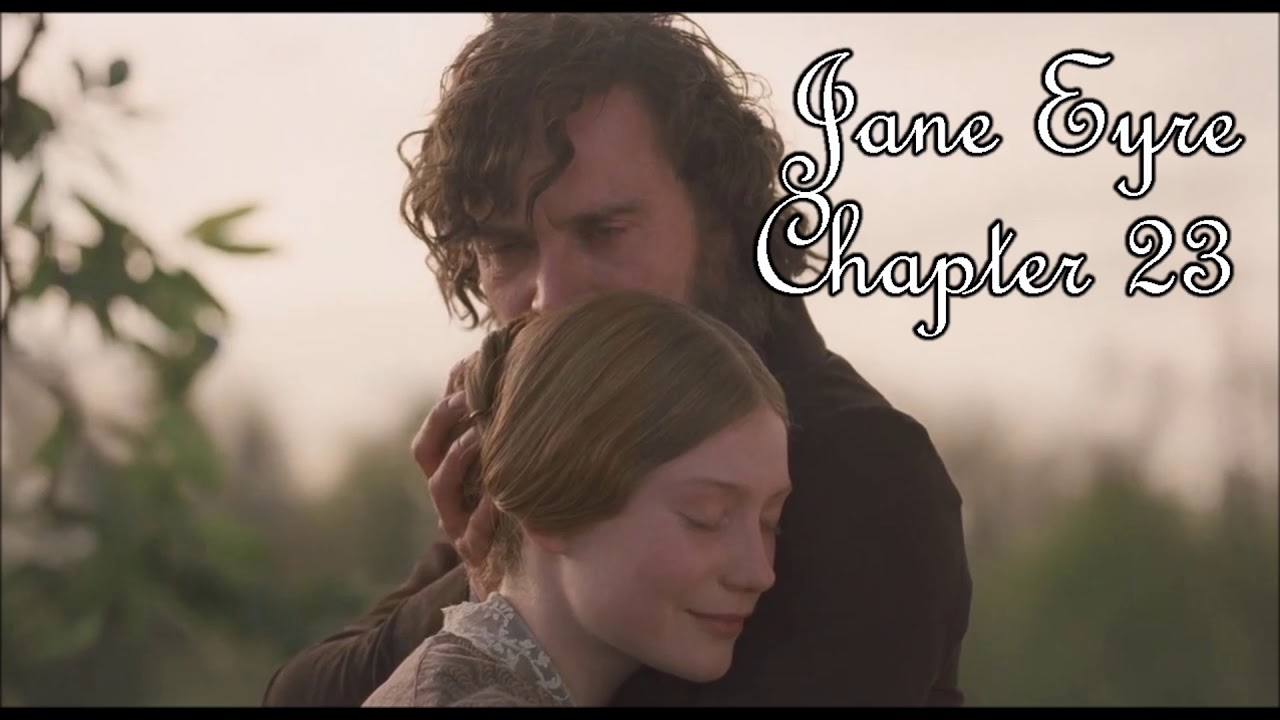 analysis of jane eyre chapter xxiii