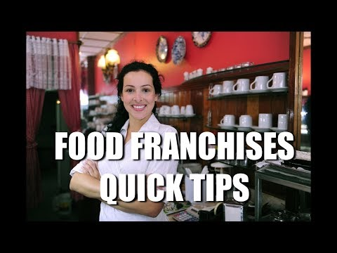 Fast Food Franchises - Quick Investor Tips