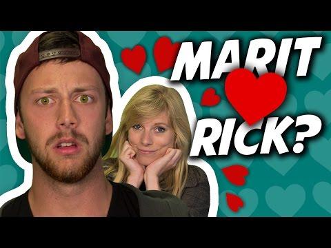 MARIT VERLIEFD OP RICK!? - #Cliffhanger 17