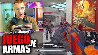 EL NUEVO JUEGO DE ARMAS de Call Of Duty MOBILE *COD GRATIS* - AlphaSniper97