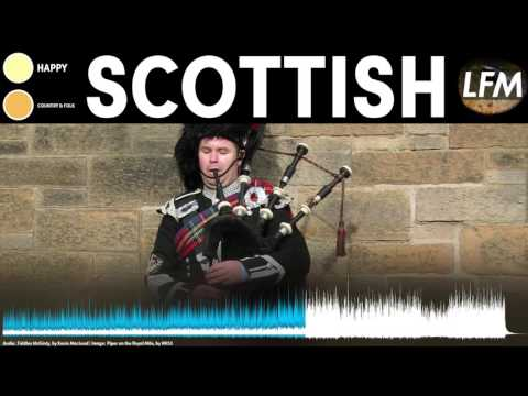 Happy Scottish Bagpipes Background Instrumental | Royalty Free Music