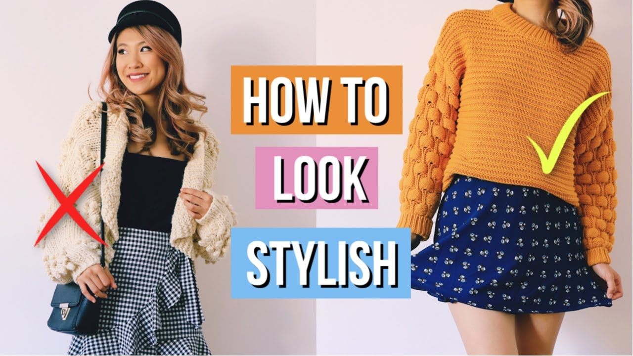 [VIDEO] - HOW TO LOOK STYLISH EVERYDAY! 7 Best Fashion Hacks! 2