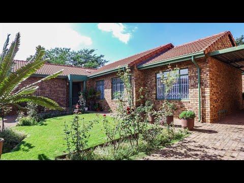3 Bedroom Cluster for sale in Gauteng   Pretoria   Pretoria East   Faerie Glen   T17052  