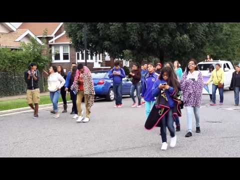 George Rogers Clark Homecoming Parade 2014
