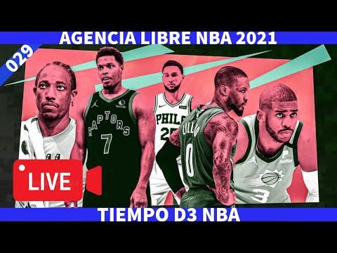 🔴 [LIVE] AGENCIA LIBRE NBA (029)