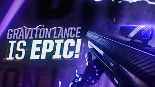 Destiny 2: GRAVITON LANCE IS EPIC! Exotic Pulse Rifle!