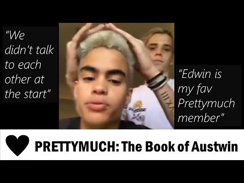 PRETTYMUCH Chronicles #10: The Book of Austwin (Austin & Edwin)