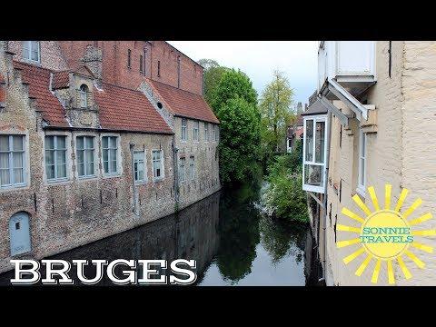 Bruges, Belgium: Backpacking Europe!
