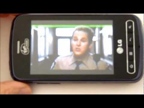 LG Optimus SLIDER - Virgin Mobile