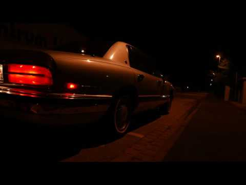 1991 Buick Park Avenue // Idling Stock Exhaust