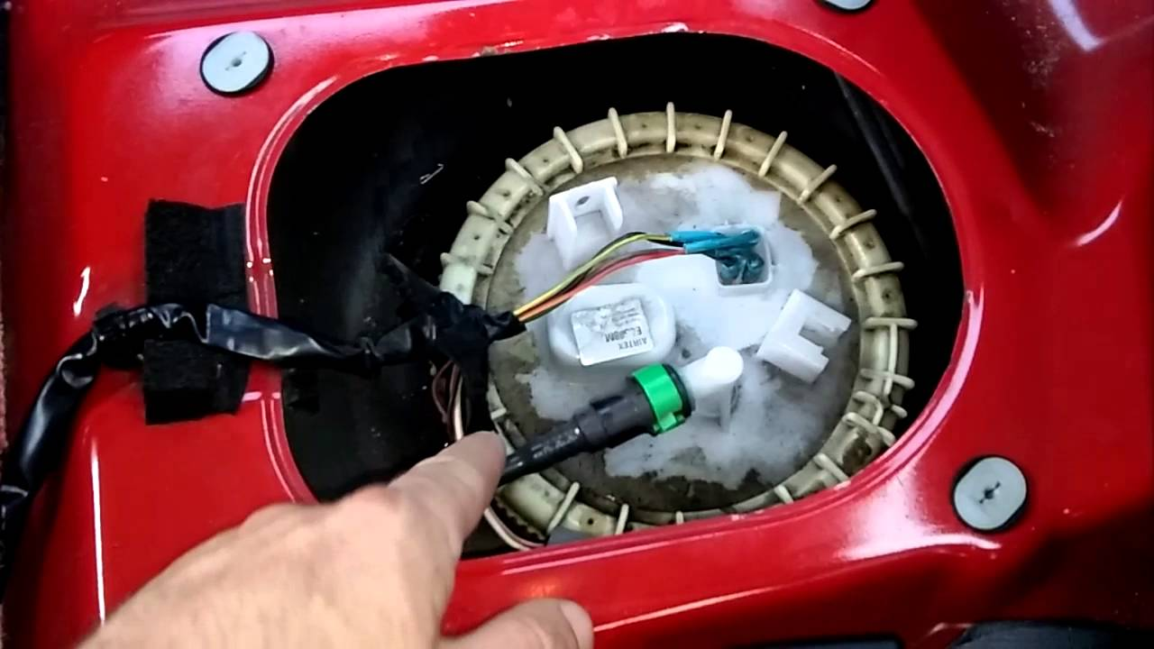 Fuel Pump Issue 2008 Mazda 6i