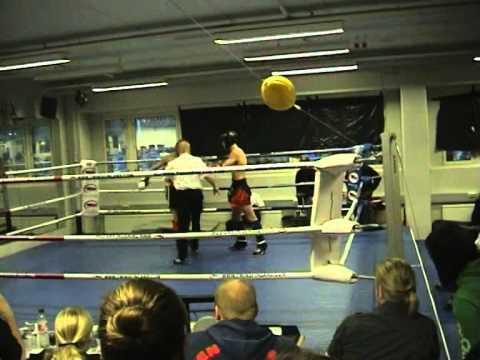 Kickboxing Helsinki Open IV, 11.4.2006