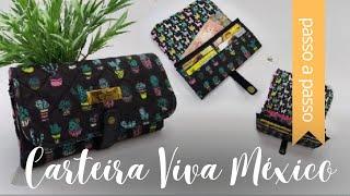 PAP ::: Carteira Viva México - By Fê Atelier