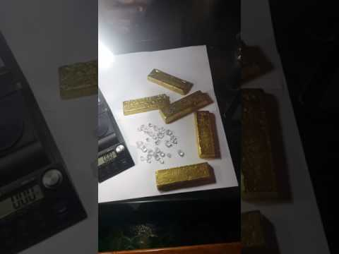Rough diamonds and Gold for sale in sierra leone west Africa
