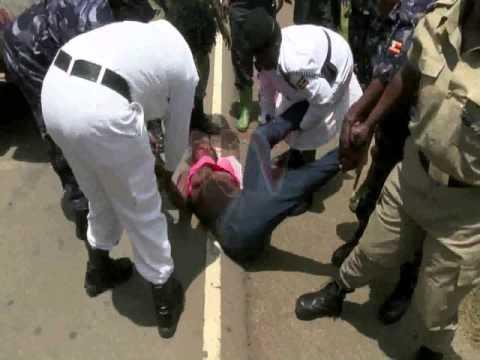 Police arrests FDC official Fatuma Zainab thumbnail