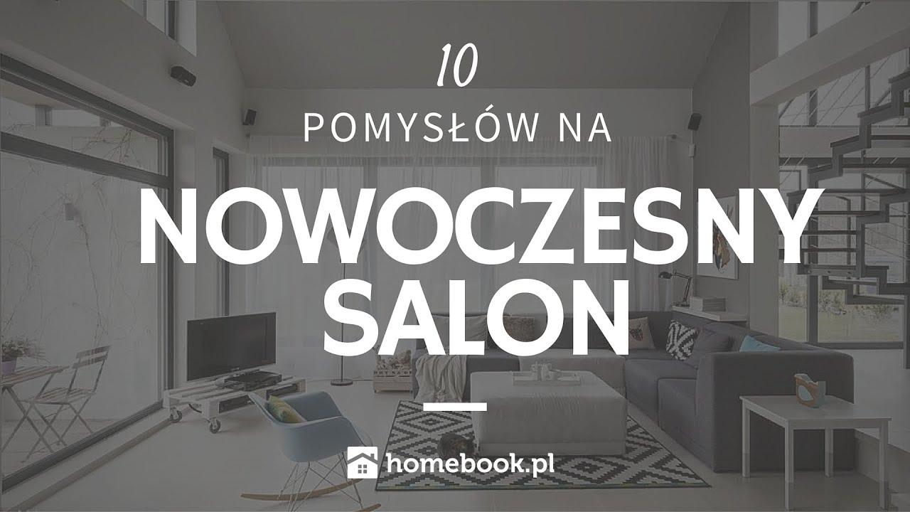 Jak Urządzić Nowoczesny Salon 10 Pomysłów Aranżacja Wnętrz