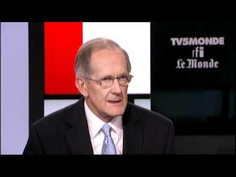 Joseph Deiss : Etat palestinien