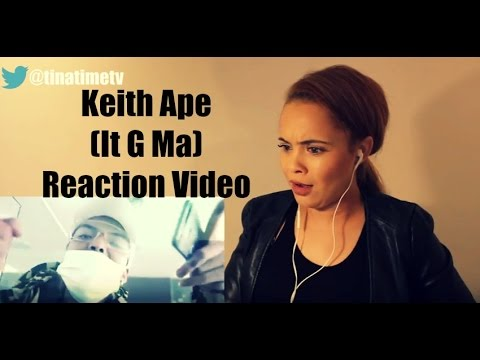"Keith Ape - 잊지마 (It G Ma) (feat. JayAllDay, Loota, Okasian & Kohh) "" Reaction Video"""