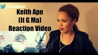 keith ape 잊지마 it g ma feat jayallday loota okasian kohh reaction video