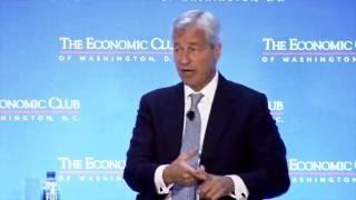 James Dimon, Chairman and CEO, JPMorgan Chase & Co.