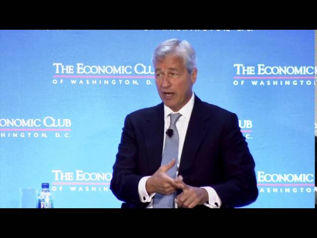 James Dimon, Chairman and CEO, JPMorgan Chase & Co.