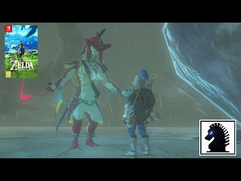 NS Zelda Breath of the Wild -  #7: Boarding Vah Ruta