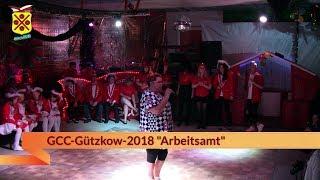 GCC Gützkow 2018 Arbeitsamt
