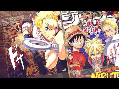 Unboxing : Weekly Shonen Jump #22-23 !