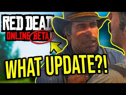 Rockstar Doesn't Care to Update Red Dead Online