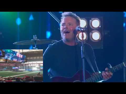 Chris Tomlin   Our God Live -Harvest America 2018