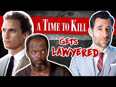 Real Lawyer Reacts to A Time To Kill (full movie) // LegalEagle