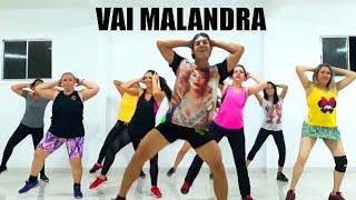 ZUMBA - Vai Malandra | Anitta | Professor Irtylo Santos