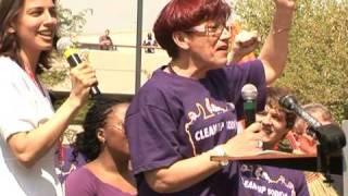 USA: les salariés de Sodexo en grève soutenus par la CGT et CFDT