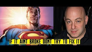 Superman #1 Proves Brian Michael Bendis Needs To Stop Writing Comic Books