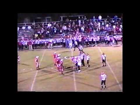 1998-10-23 - Shannon High School Red Raiders vs Winona High School Tigers