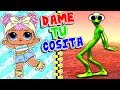Dame tu cosita challenge Funny Alien Dance with LOL dolls | LOL Surprise! | Kids Cartoon | for Kids