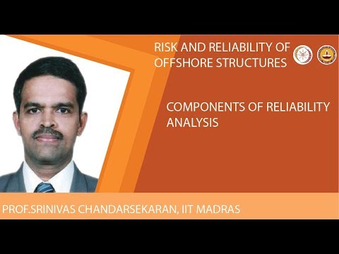 Components of Reliability analysis