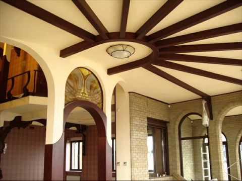 красивого фото из гипсокартона потолка
