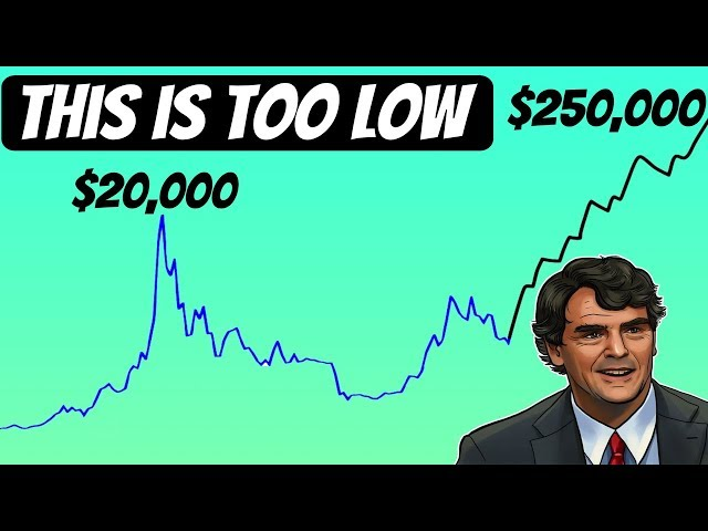 Bitcoin Is at GOOD position | $250,000 BItcoin's Price Prediction Is Now Too Low ( Tim Draper)