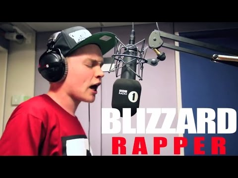 Blizzard - Fire In The Booth