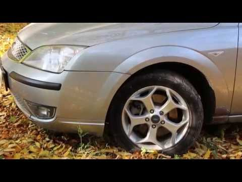 Тест - драйв Форд Мондео 3 (2006г.в.). Новый проект.