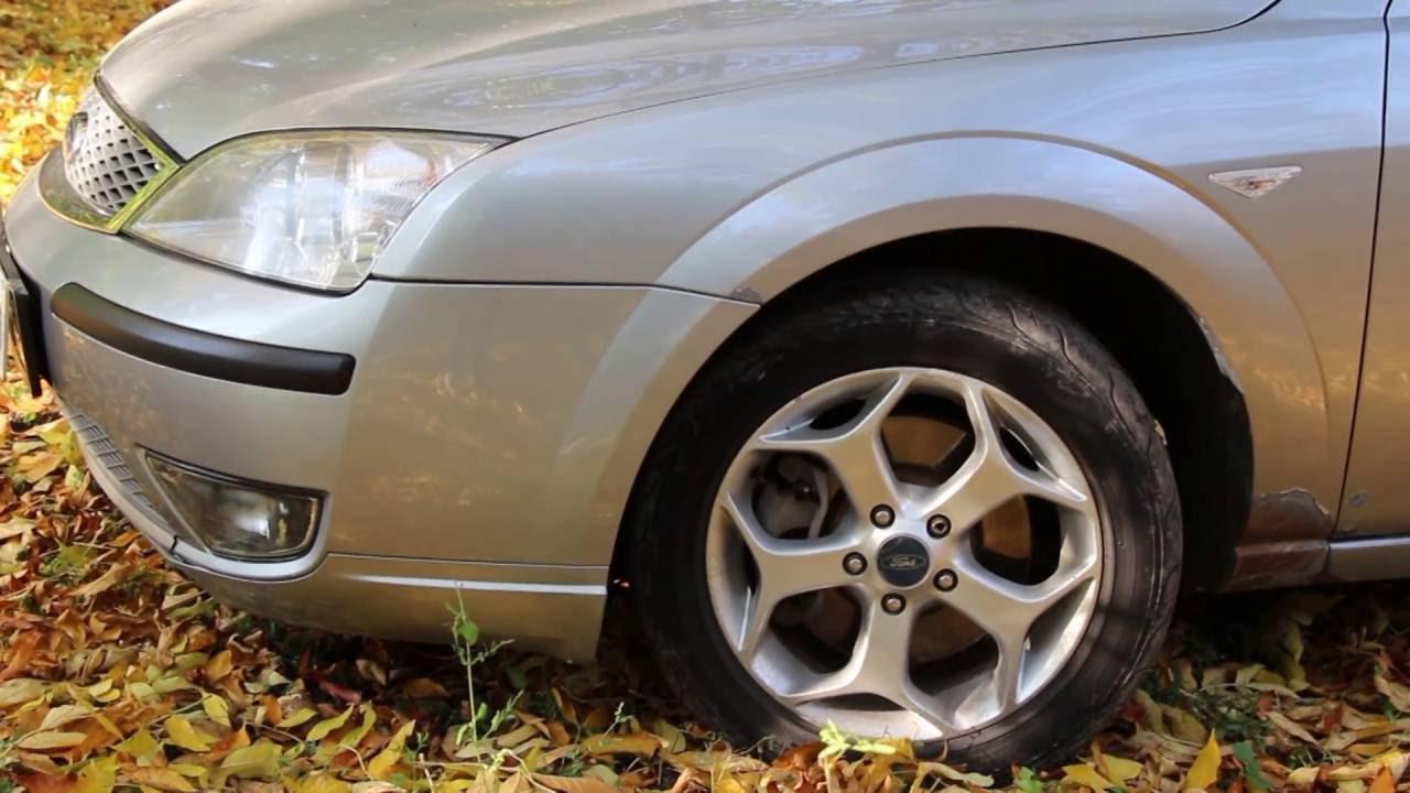 Тест   драйв Форд Мондео 3 (2006г.в.). Новый проект.