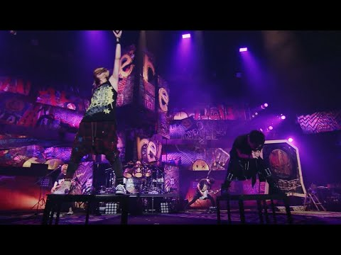 """[Official Video]OLDCODEX - Eyes in chase - from  Live Blu-ray """"we're Here!"""" in YOKOHAMA ARENA 2018"""