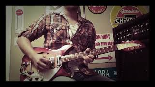 CCR- Side O' the Road (guitar cover)