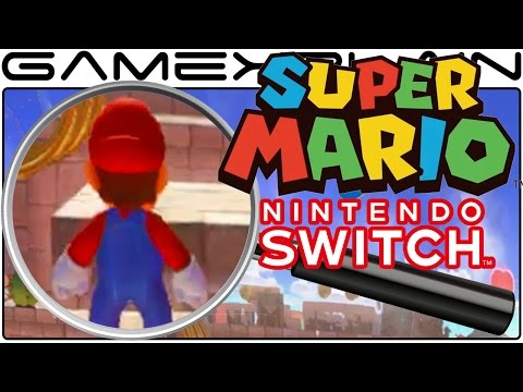Super Mario Switch Analysis (Secrets & Hidden Details)